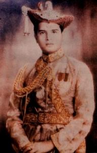 His Highness Raje Yashwantrao Martandrao Mukne, Jawhar